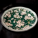 Vintage Royal Doulton England floral table plate