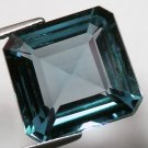 33.95ct.NICE AMAZING COLOR CHANGE LAB ALEXANDRITE SQUARE