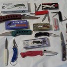 Lot #1753 8  / 10 Pc Knife Set