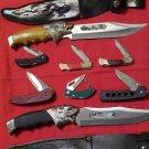 Lot #1738 8  /  8 Pc Knife Set