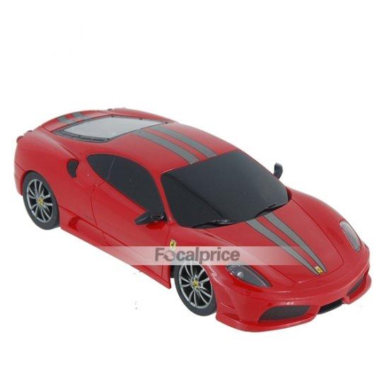 XQRC32-1AAA 1/32 Mini R/C Radio Control Model Ferrari 430 Scuderia Car (Red)