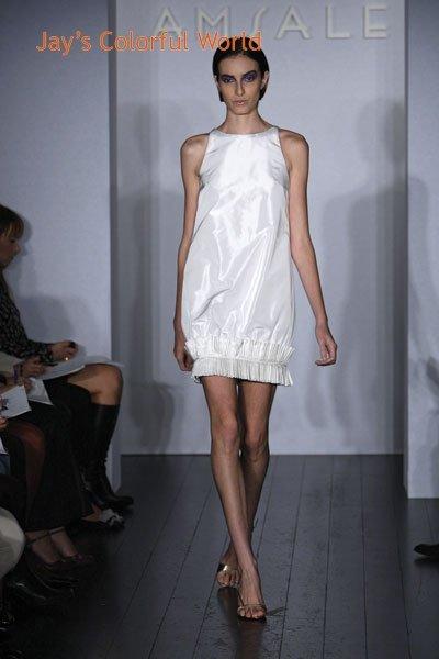 Simple Short Wedding Dress Bridal Gown