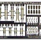 Eduard 1/48 Seatbelts Luftwaffe WWII Fighters 49002