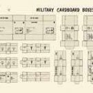 Verlinden 1/35 Military Cardboard Boxes