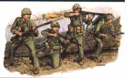 Dragon 1/35 US Marines Iwo Jima 6038