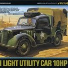Tamiya 1/48 British Light Utility Car