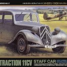 Tamiya 1/48 Citroen Traction 11CV Staff Car
