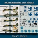 AML 1/48 Bristol Blenheims over Finland