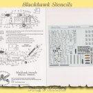 Werner's Wings 1/48 Blackhawk Stencils