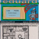 Eduard 1/48 Ki-43 II Oscar Color PE