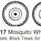 True Details 1/48 Mosquito Wheel Set