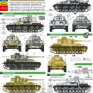 Bison Decals 1/35 PzKpfw IV Ausf F2/G in Russia 35080