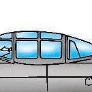 "Squadron 1/48 Crystal Clear Canopy N1K1-J ""George"" 9548"
