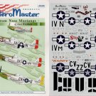 Aeromaster 1/48 Green Nose Mustangs of East Wretham Pt. II 48-635