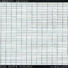 Eduard 1/350 Japanese Ship Railing 99 002