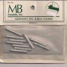 MB Models 1/35 German SM. 8.8cm Cases
