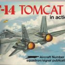 Squadron/Signal F-14 Tomcat in action #105 1105