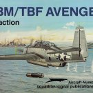 Squadron/Signal TBM/TBF Avenger in action #82 1082