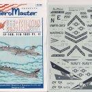 Aeromaster 1/48 USS Constellation 2001 F/A 18-C Part II 48-562