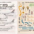 FCM 1/144 Brazilian Airliners Set 144-05