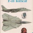 Osprey Combat Aircraft Series 5 F-14 Tomcat