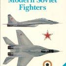 Osprey Combat Aircraft Series 10 Modern Soviet Fighters