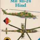 Osprey Combat Aircraft 14 Mil Mi-24 Hind
