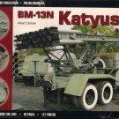 Kagero Topshots BM-13N Katyusha on Zis-6 11018