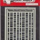 Reheat Models 1/48 Vintage Aircraft Control Placards RH137