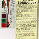 ATP Decal 1/144 Gulf Air Boeing 737