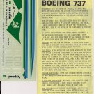 ATP Decal 1/144 Boeing 737 Saudia Saudi Arabian Airlines