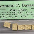 Model Maker 1/35 Vietnam Era Ammo Cans