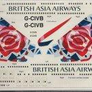 Jet Decals 1/144 British Airways Boeing 747 'Chelsea Rose' 144-018