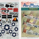 Aeromaster 1/48 Thunderbolts Best Sellers Pt. II 48-688
