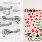 Print Scale 1/48 Nieuports on the Eastern Front WWI