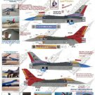 TwoBobs 1/48 F-16C Retro Vipers 48-013