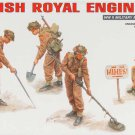 Miniart 1/35 British Royal Engineers 35083