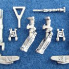 Scale Aircraft Conversions 1/48 Su-7, Su-22 Fitter Landing Gear 48101