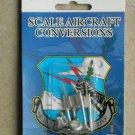 "Scale Aircraft Conversions 1/48 Mitsubishi G4M ""Betty"" Landing Gear 48078"
