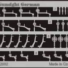 Eduard 1/48 Gunsight German 48 415