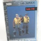 Aires 1/48 German WWII Fighters JG 53 1941 F4004