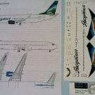 Pointer Dog Decals 1/144 Yakutia Airlines Boeing 737-800 86 N/W 2013