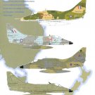 Gekko Graphics 1/48 Royal New Zealand Air Force A-4G/K Skyhawks (1970-2001) Pt. 2 48-002