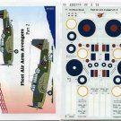 Aeromaster 1/48 Fleet Air Arm Avengers Pt. 2 48-253