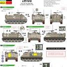 Bison Decals 1/35 IDF M113A1 'Zelda' 35174