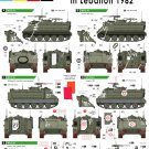 Bison Decals 1/35 IDF M113 'Zelda in Lebanon 1982 35189