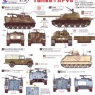 Star Decals 1/35 Lebanese Tanks and AFVs Part 1 35-959