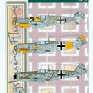 Eagle Strike 1/48 Ausburg Flyers Bf 109 E/G Part V 48139