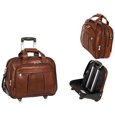 McKlein/Siamod DAMEN Wheeled Laptop Case