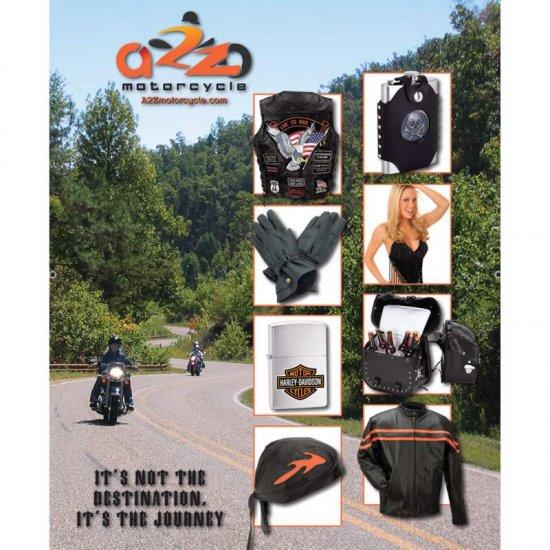 A2Z Motorcycle Catalog 48 PG MOTORCYCLE CATALOG